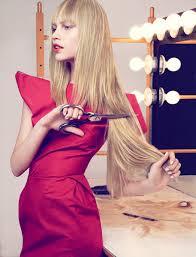 dry hair cutting at new york city u0027s spoke u0026 weal salon vogue