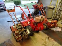 restoring a 1977 troy bilt horse tiller september 2015