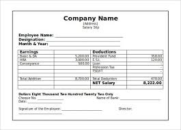 Pay Stub Template Excel Payroll Slip Template Excel Template Billybullock Us