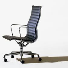 Herman Miller Executive Chair Contemporary Executive Chair Leather Adjustable Height