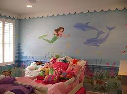 room theme 15 dazzling mermaid themed bedroom designs for rilane