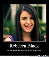 Rebecca Black Memes - rebecca black by tnysmn meme center