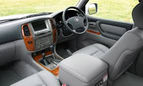 lexus v8 in land cruiser toyota land cruiser amazon station wagon review 2002 2006