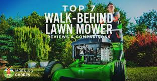 7 best push u0026 self propelled walk behind mower u2013 2017 reviews