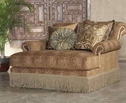 Animal Print Furniture by Leopard Print Chaise