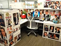 Office Decorating Ideas Pinterest by Wondrous Design Ideas Office Cube Decor 25 Best Ideas About Office