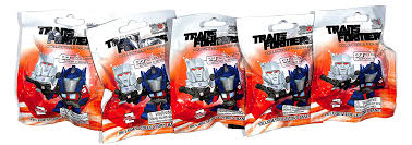 transformers collectible figurines lot of 5 blind bag