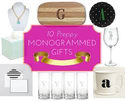 mg gift guide 10 preppy monogrammed gifts midtown