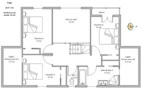 plan maison 7 chambres plan maison en l 100m2 kuestermgmt co