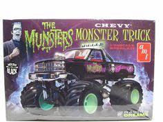 amt kiss ford monster truck 787 1 25 destroyer album tribute model
