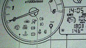 nissan note dashboard warning lights u0026 symbols what they mean