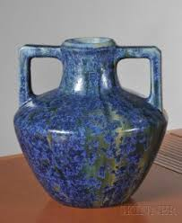 Rosewood Pottery Vase Search All Lots Skinner Auctioneers