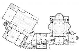 church floor plans and designs dome floor plans church building
