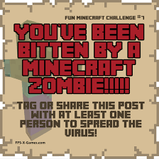 Challenge Minecraft