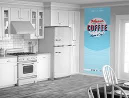 papier peint cuisine lavable papier peint vintage à motif sur mesure luvcoffe lgd01
