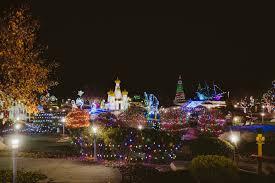 holiday lights safari 2017 november 17 the ham and egger files holiday lights mini golf at fun fore all