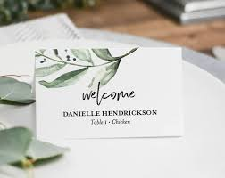 wedding place cards place cards wedding place cards printable place cards for