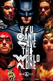 click to view extra large poster image for justice league movie