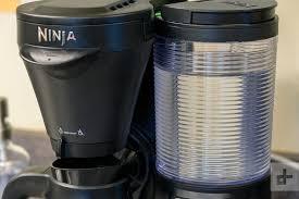 clean light on ninja coffee bar ninja coffee brewer cf020 review digital trends