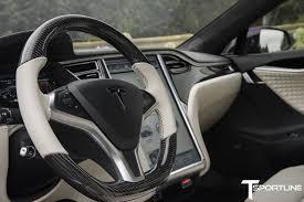 Tesla Carbon Fiber Interior Most Expensive Tesla Model S In The World Costs 175 000 On Ebay