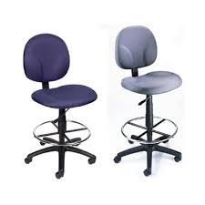 Adjustable Drafting Chair Boss B1690 Or B1691 Adjustable 24