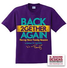 harvey reece family reunion shirt only at m benjamin designs