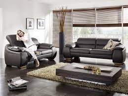 echtleder sofa k w barny polstergarnitur kw möbel hochwertiges sofa in leder