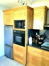 meuble cuisine four encastrable colonne pour four encastrable armoire cuisine pour four encastrable