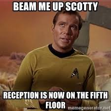 Scotty Meme - beam me up scotty meme generator