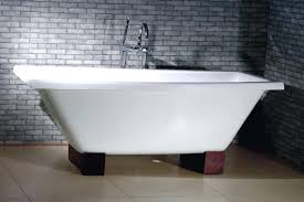 Refinishing Old Bathtubs by Cast Iron Tub Recycling Prices Cost Of New Bathtub Antique