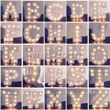light up letters diy light up letters