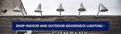 Outdoor Gooseneck Light Fixture by Buying Gooseneck Lighting Expert Tips Sign Bracket Store