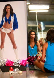 Dallas Cowboys Cheerleader Halloween Costume 5 Dallas Cowboys Cheerleaders