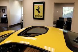 ferrari yellow interior used 2000 ferrari 360 modena stock p3079 ultra luxury car from