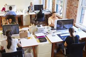 pictures of open floor plans open floor plans and productivity how open is open