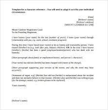 employment reference letter sample recommendation letters for