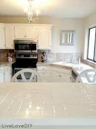 spray painting kitchen cabinets edinburgh livelovediy creative ways to update your kitchen using paint