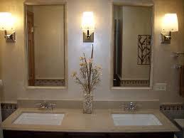 vanity bathroom lighting featuring white fibreglass free standing
