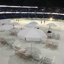 the beach comes to amalie arena in tampa