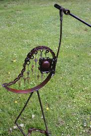 Garden Metal Art Kathi U0027s Garden Art Rust N Stuff May 2012