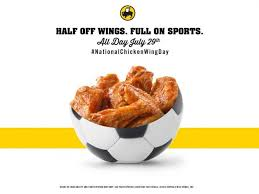 buffalo wings 1 2 price wings today wral