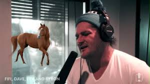 fifi dave fev u0026 byron fifi fev perform horses