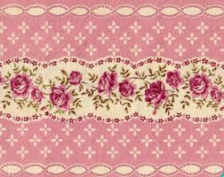 Shabby Chic Quilting Fabric by Shabby Chic Fabric Etsy