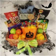 halloween basket baskets galore u0027s customer gifts fruit u0026 flower alternatives