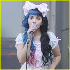 melanie jonas hair melanie martinez strips it down in carousel music video