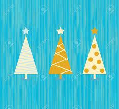 vintage christmas tree pattern modern christmas trees pattern