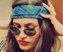 bandana hippie 30 splendid hippie hairstyles slodive