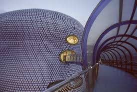 free stock photo of selfridges foot bridge at bullring birmingham