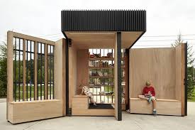 reading space ideas public reading space in a compact box the story pod home