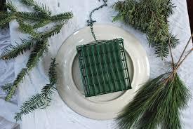 christmas craft ideas wreath alternative the home depot step idolza